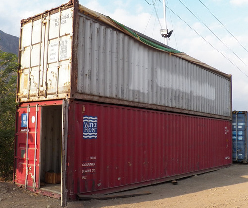 Containers / Contenedores 20 - 40 - 40hq