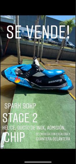 Sea Doo Spark 90hp No Vx - Rxp - No Yamaha