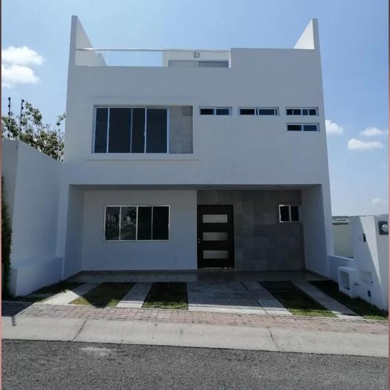Hermosa Casa En Venta/ Renta Nueva Con Acabados De Primera