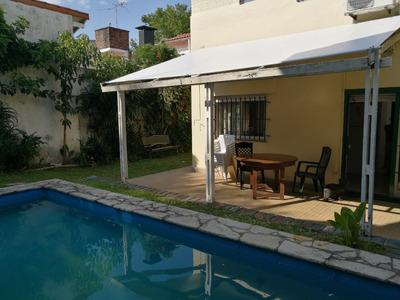 Alquiler De Casa Amoblada Y Equipada En La Lucila