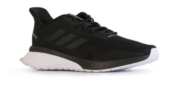 Zapatillas adidas Running Nova Run X Mujer Ngr Blanco