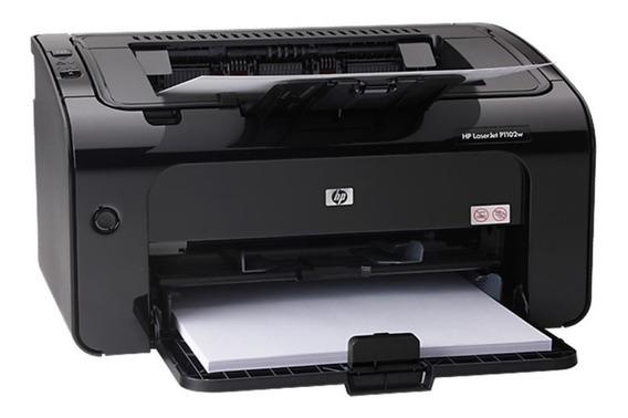 Impresora Hp Laserjet Pro P1102w Monocromatica Wifi 19ppm 8m