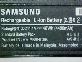 Bateria Original Notebook Samsung Np270e5j/ Np270e5g