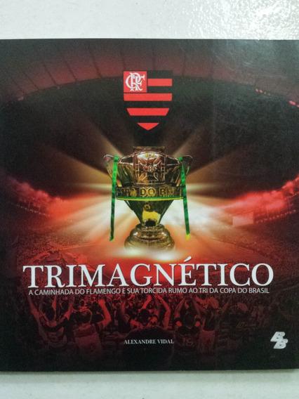 Livro Trimagnético A Caminhada Do Flamengo.. Alexandre Vidal