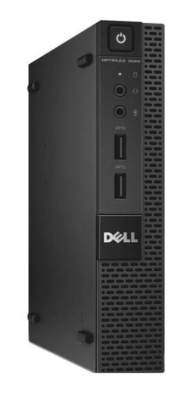 Dell Optiplex 3020 I3 8gb Ssd 120 Gb