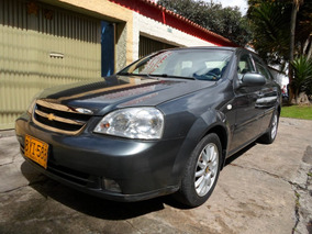 Chevrolet Optra Limited 1.8 2007 Automatico Sunroof