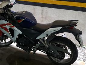 Honda Cbr250r Azul 34.000 Km