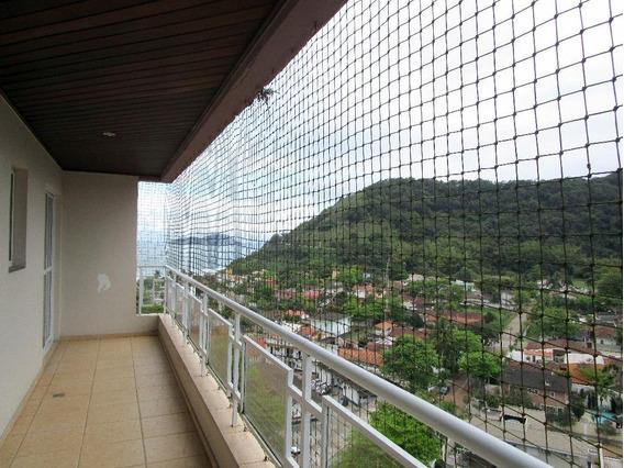 Flat Residencial À Venda, Tombo, Guarujá - Fl0030. - Fl0030