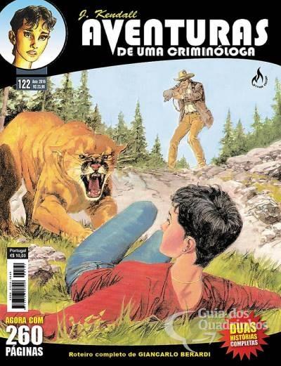 Revista Hq Gibi - J. Kendall 122 - Quadrinhos