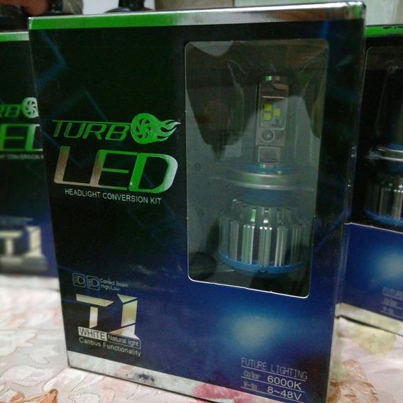 Cree Led Turbo H4