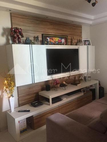 Apartamento Em Jardim Santa Izabel, Cotia/sp De 99m² 3 Quartos À Venda Por R$ 489.000,00 - Ap943589