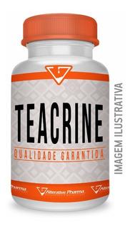 Teacrine ® 100mg 30 Cáps - Selo De Autenticidade