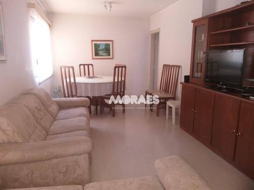 Imagem 1 de 18 de Apartamento Com 3 Dormitórios À Venda, 96 M² Por R$ 947.000 - Ed. Santorini - São Paulo/sp - Ap1847