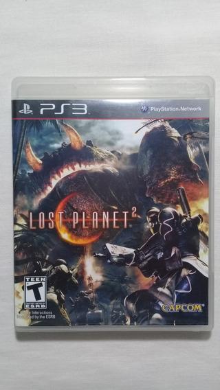 Lost Planet 2 Ps3 Completo Americano