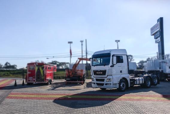 Man Tgx 28440 2017 Cavalo Truck 6x2 Teto Alto=29440 440