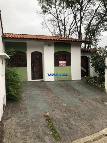 Imagem 1 de 21 de Casa À Venda, 94 M² Por R$ 456.000,00 - Cocaia - Guarulhos/sp - Ca0337