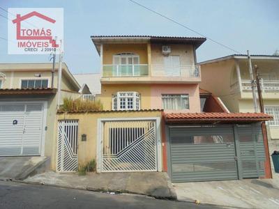 Sobrado Residencial À Venda, Jaraguá, São Paulo. - So1089