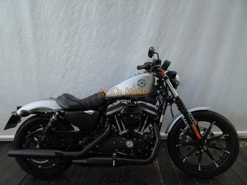 Imagem 1 de 8 de Harley Davidson Xl 883n Iron 2020 Prata