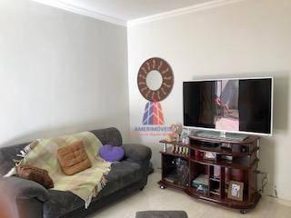 Sobrado Com 3 Dormitórios À Venda, 180 M² Por R$ 550.000,00 - Parque Residencial Jaguari - Americana/sp - So0138