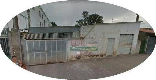 Imagem 1 de 2 de Terreno À Venda, 800 M² Por R$ 1.200.000 - Jardim Santa Maria - Jacareí/sp - Te0823