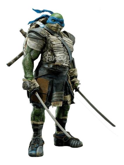 Leonardo Teenage Mutant Ninja Turtles The Movie - Threezero