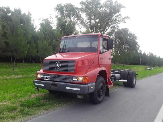 Mercedes Benz 1215, Año 1993