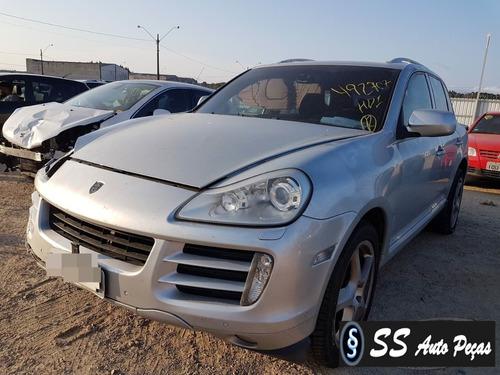 Sucata Porsche Cayenne 2009 - Somente Retirar Peças