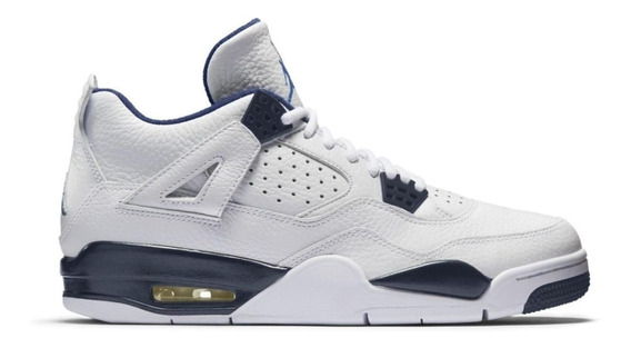 Tenis Air Jordan 4 - Legend Blue - Talla 8mx