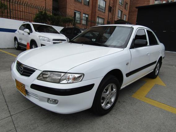 Mazda 626 Milenio Blindaje 2