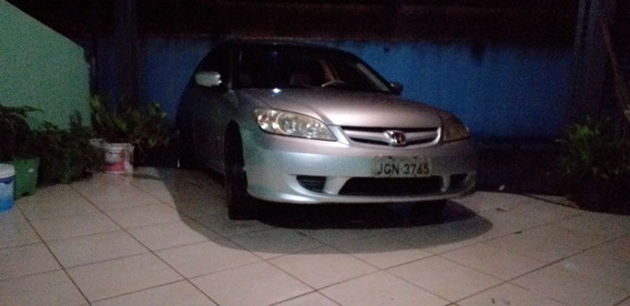 Honda Civic 1.7 Lx 4p 2005