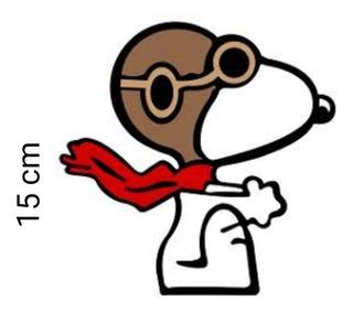 Vinil Snoopy Tuning Accesorios Para Vehículos En Mercado