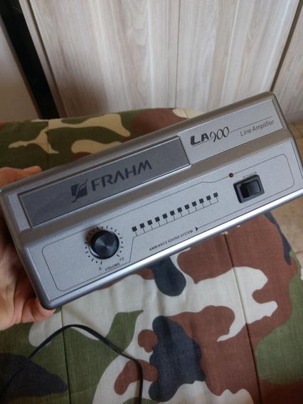 Amplificador De Caixas De Som Frahm La 900