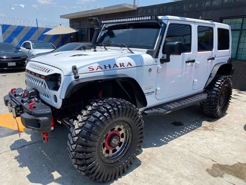Imagen 1 de 15 de Jeep Wrangler 3.6 Unlimited Sahara V6 4x4 At 2015