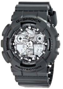 Relógio Masculino G-shock Ga-100cf-8adr