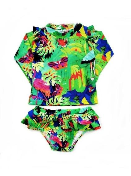 Conjunto Feminino Cropped Baby Siri - 92232028 Flamengo