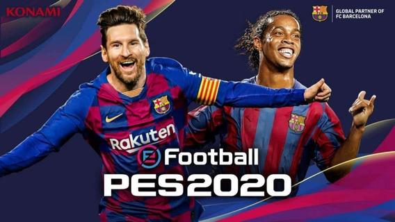 Efootball Pes 2020 Pc Steam (envio Imediato)