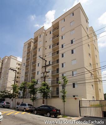 Apartamento Residencial Para Venda, Vila Sônia, São Paulo - Ap6375. - Ap6375-inc