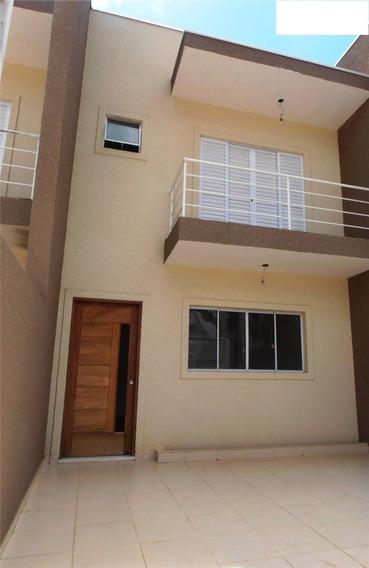 Casa Em Jardim Paulista, Atibaia/sp De 100m² 2 Quartos À Venda Por R$ 350.000,00 - Ca102949