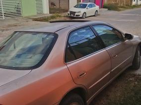 Honda Accord 3.0 Ex-r Sedan V6 Piel Abs Qc Cd Mt 2002