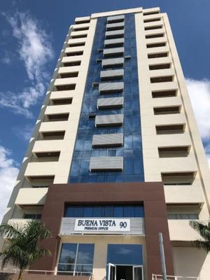 Andar Corporativo Comercial Para Venda E Locação, Alto Da Boa Vista, Sorocaba. - Ac0001 - 33147468