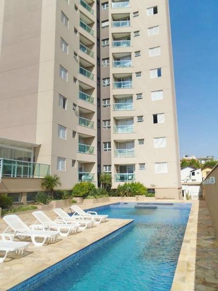 Apartamento Com 1 Dormitório Para Alugar, 37 M² Por R$ 850,00/mês - Vila Independência - Piracicaba/sp - Ap2446