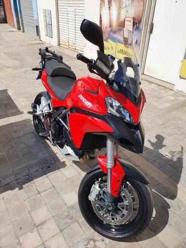 Ducati Multistrada S Touring 1200