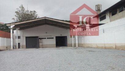Galpão Para Alugar, 550 M² Por R$ 16.000,00/mês - Jardim Sabiá - Cotia/sp - Ga0033