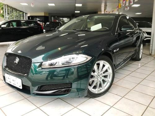 Jaguar Xf 2.0 Premium Luxury Turbocharged Gasolina 4p