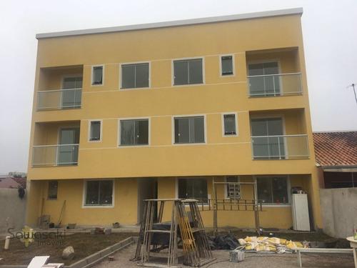 Apartamento A Venda No Bairro Roseira Em São José Dos - Ap-1317-1