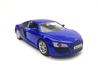 Audi R8, Autos Deportivos A Escala 1/36, Em5