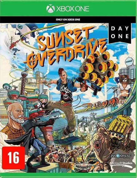 Sunset Overdrive - Xbox One - Português-br - Mídia Digital