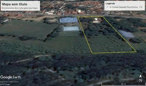 Área À Venda, 8000 M² Por R$ 6.390.000,00 - Putim - São José Dos Campos/sp - Ar0348