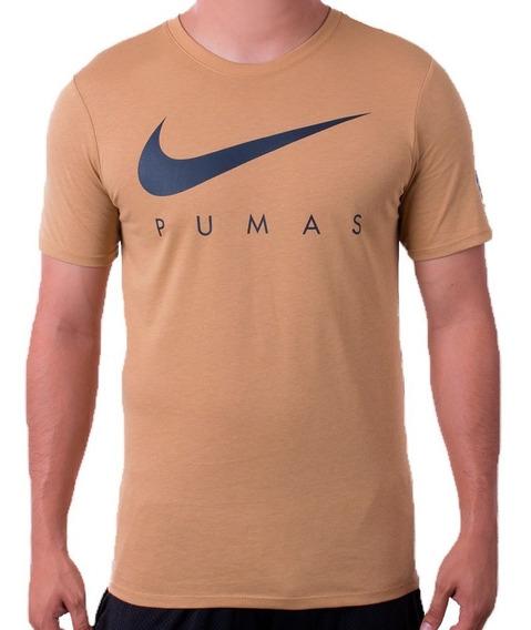Playera Atletica Pumas Dry Preseason Hombre Nike Nk085