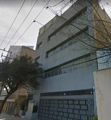 Funcional Edificio En Renta Col. Napoles